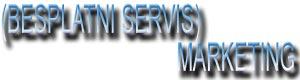 Besplatni servis MARKETING