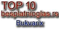 Bukvarix (TOP 10 na pretraživaču)