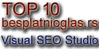 Visual SEO Studio (TOP 10 na pretraživaču)